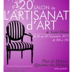 20ème salon de l'Artisanat d'Art de Saint-Maur